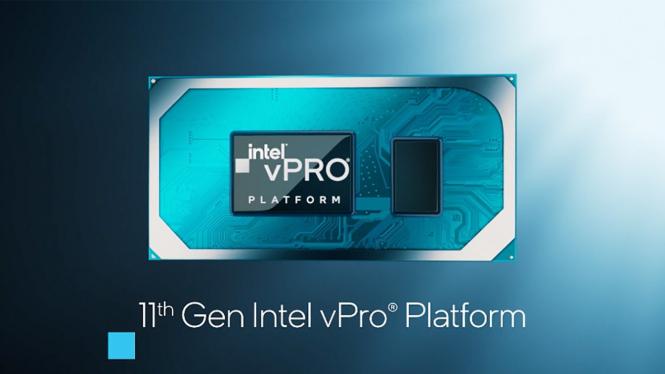 Prosesor Intel Core Generasi 11.