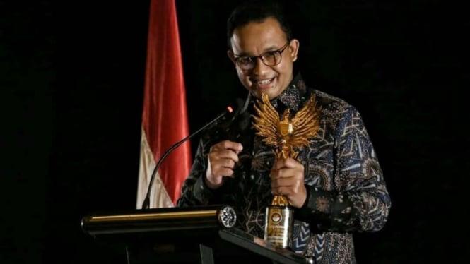 Gubernur DKI Jakarta, Anies Baswedan.