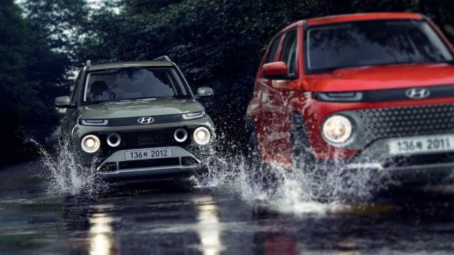 Hyundai Casper.
