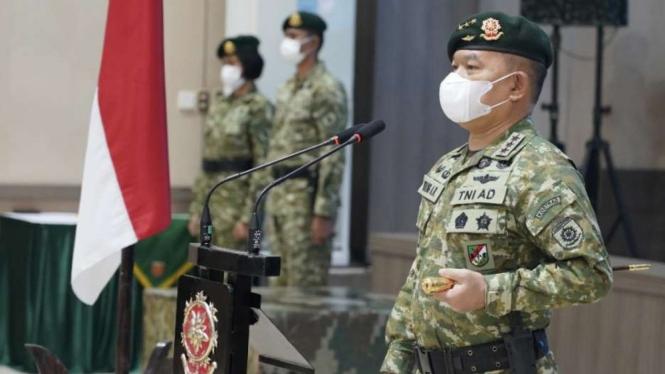 VIVA Militer: Pangkostrad Letjen TNI Dudung Abdurahman