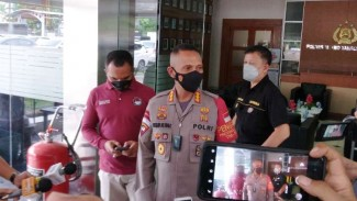 Kapolres Metro Tangerang Kombes Pol. Deonijiu De Fatima