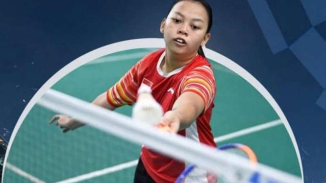 Atlet bulutangkis Indonesia, Khalimatus Sadiyah