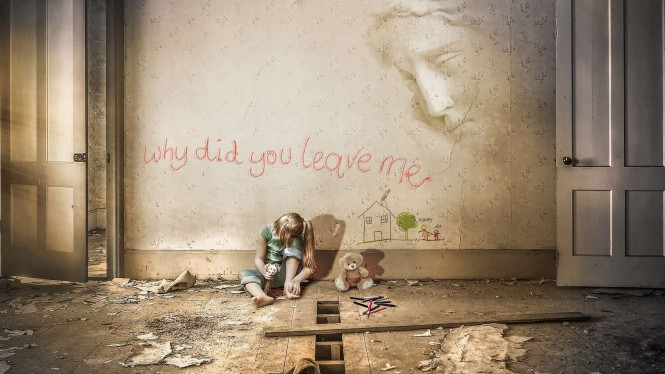 Ilustrasi Penganiayaan Anak
