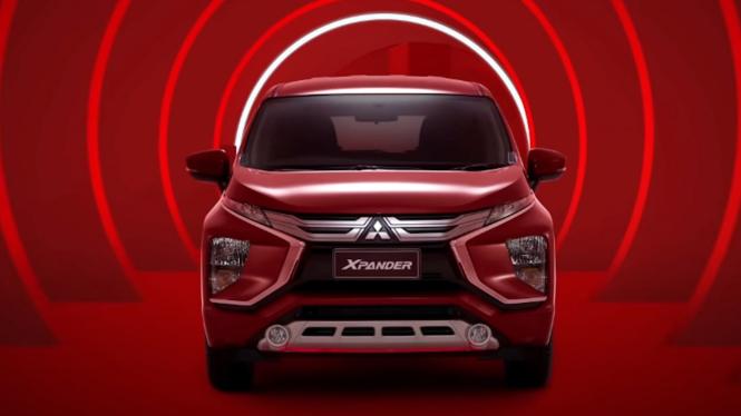 Mitsubishi Xpander Passion Red Edition.