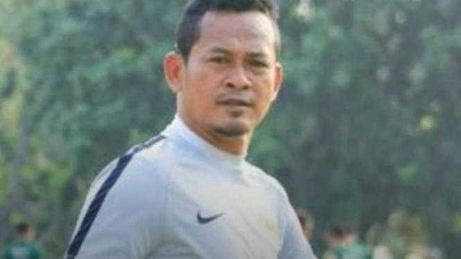 Pelatih Kiper Arema FC, Jarot Supriadi
