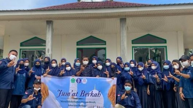 GenBI Universitas Samudra, Aceh Timur