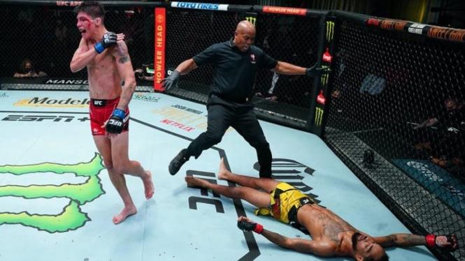 Petarung UFC, Ignacio Bahamondes