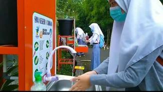 dr.Reisa: Cuci Tangan Pakai Sabun Ciptakan Generasi Sehat