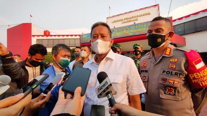 Direktur Reserse Kriminal Umum Kombes Pol Tubagus Ade Hidayat.