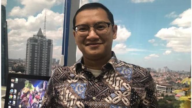 Budi Setiawan, Chief I'M Gen Z (Indonesian Millennials and Generation Z)