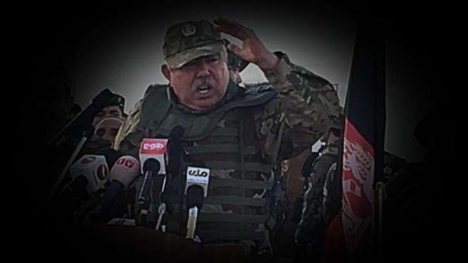 VIVA Militer: Jenderal Dostum.