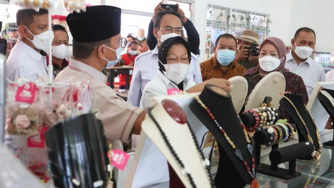 Peresmian SKA di Balai Mulya Jaya Jakarta (09/09).