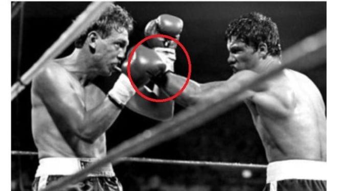 Billy Collins Jr (kiri) vs Luis Resto