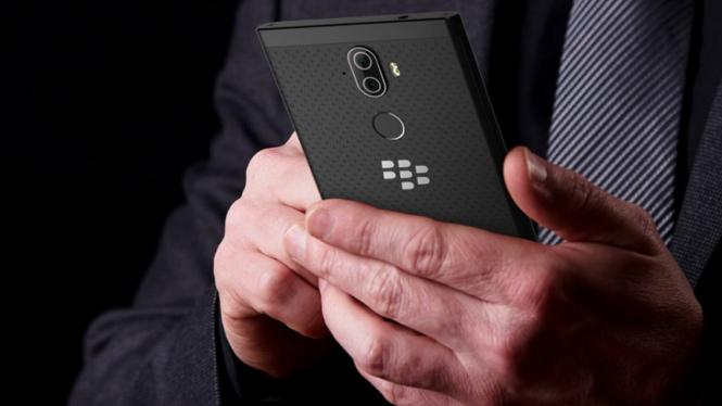 BlackBerry Evolve X2.