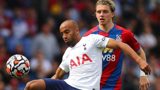Duel Crystal Palace vs Tottenham Hotspur.