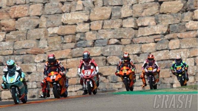 Balapan Moto3 Aragon 2021.