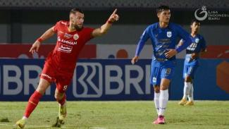 Striker Persija Jakarta, Marko Simic.