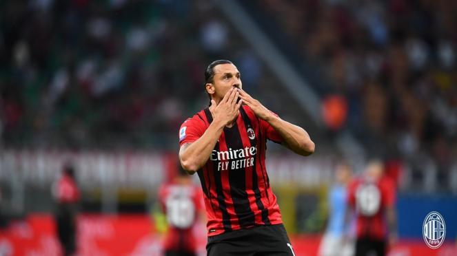 Bomber AC Milan, Zlatan Ibrahimovic