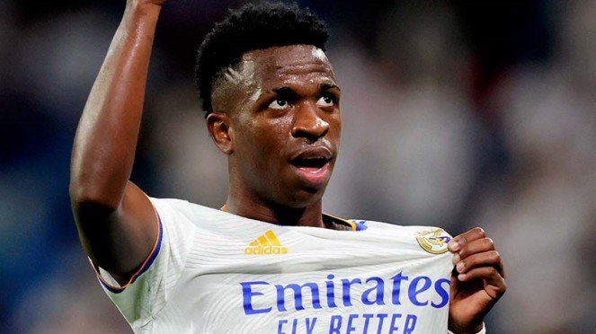 Striker Real Madrid, Vinicius Junior