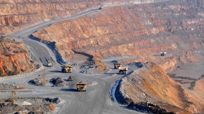 Jiangxi Copper Co Ltd, perusahaan tambang asal China.