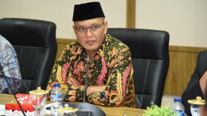 Anggota Komisi I DPR Fraksi PKS Sukamta