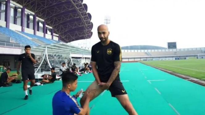 Gelandang PSIS Semarang, Bruno Silva