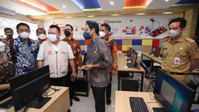 Dukungan ETF genjot pendidikan vokasi di Indonesia.