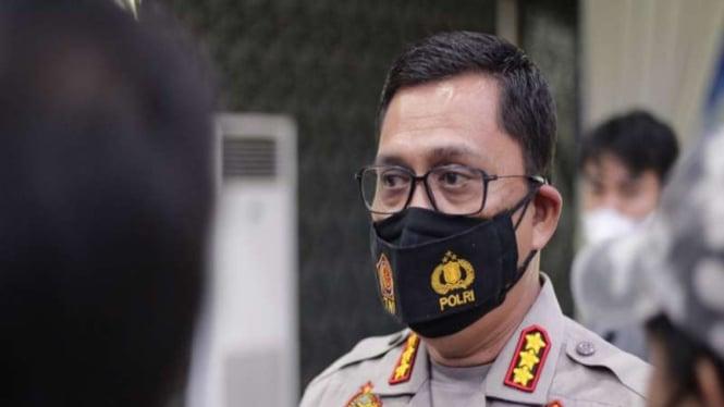 Kepala Bidang Humas Polda Jawa Barat, Komisaris Besar Polisi Erdi A Chaniago