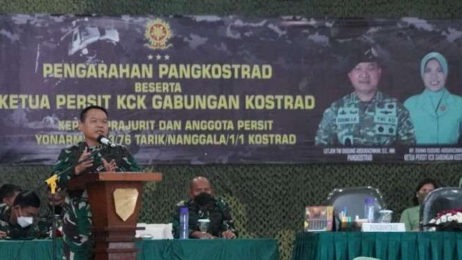 VIVA Militer: Pangkostrad Letjen TNI Dudung Abdurachman