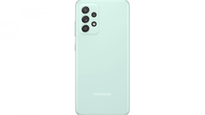 Samsung Galaxy A52s 5G.