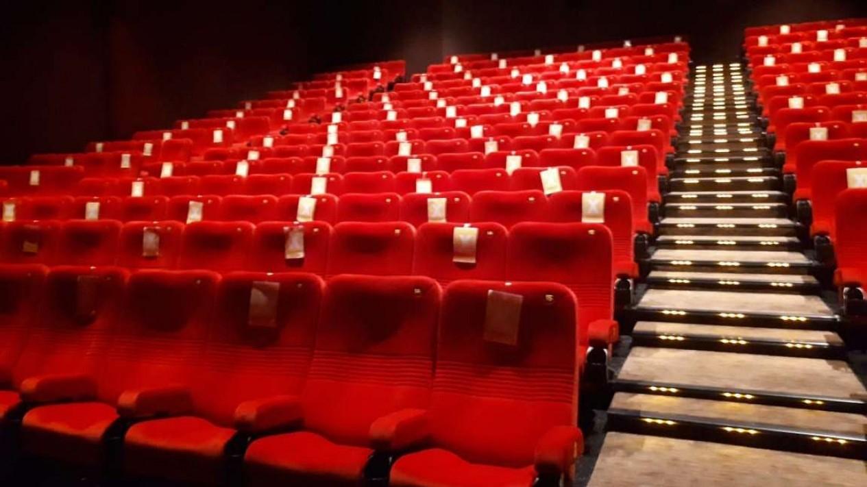 Bioskop di Kota Tangerang.