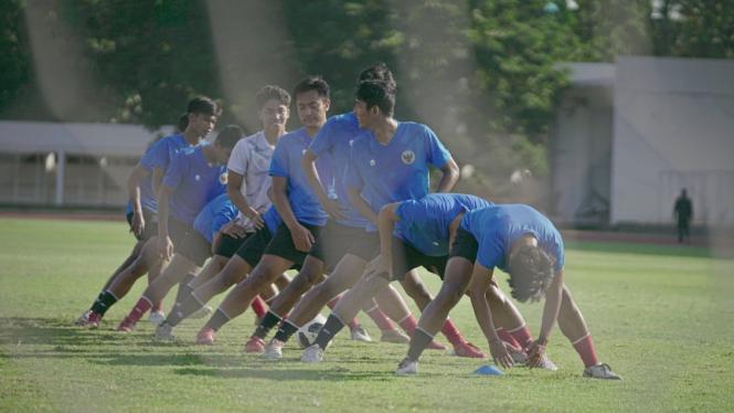 Pemusatan Latihan Timnas Indonesia U-18 tahap ketiga