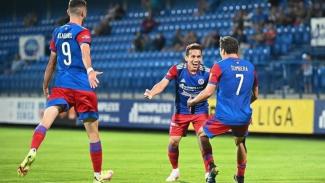 Egy Maulana Vikri mencetak satu assist pada debutnya di FK Senica