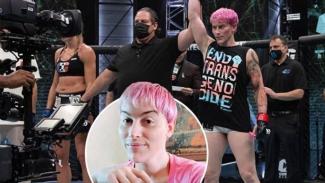 Petarung Transgender MMA Alana McLaughlin