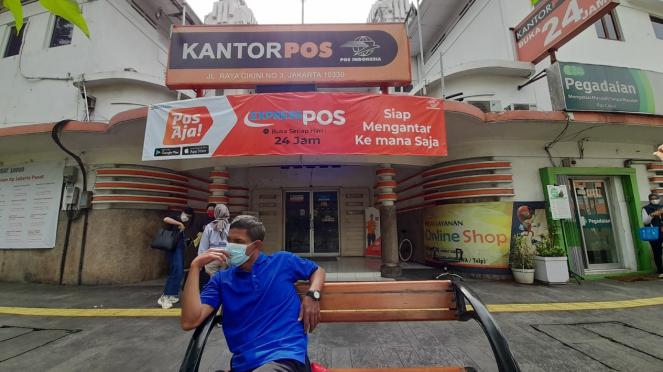 Indonesia Post Office, Cikini
