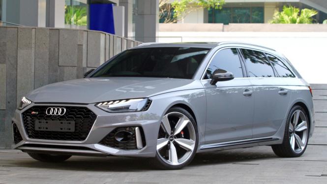 Audi RS 4 Avant 2021.