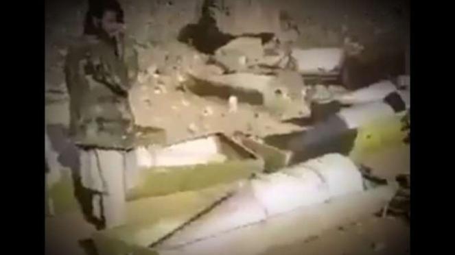 VIVA Militer: Rudal balistik temuan TLBN.
