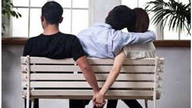 Ilustrasi dorongan seks akan menenggelamkan hidupmu