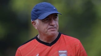 Mario Gomez mundur dari Borneo FC