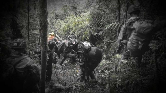 VIVA Militer: Pasukan langit Kostrad, Yonif Para Raider 501/Bajra Yudha