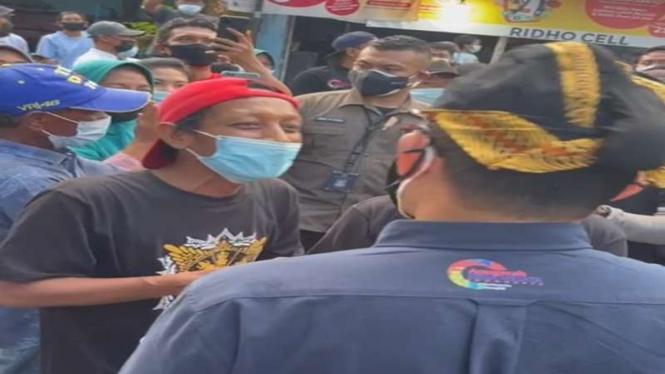 Menparekraf, Sandiaga Uno bertemu penyuluh desa di Mojokerto
