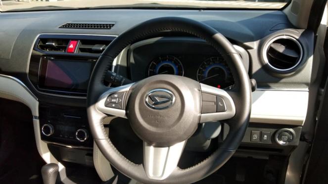Interior All New Daihatsu Terios.