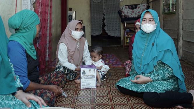 Masalah gizi buruk & kurang gizi di Kabupaten Indragiri Hilir, Riau