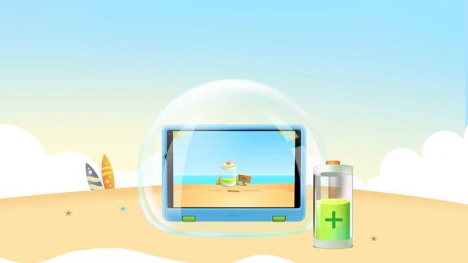 Huawei MatePad T8 Kids Edition.