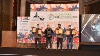 Nusantara CSR Awards 2021.