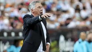 Juru taktik Real Madrid, Carlo Ancelotti