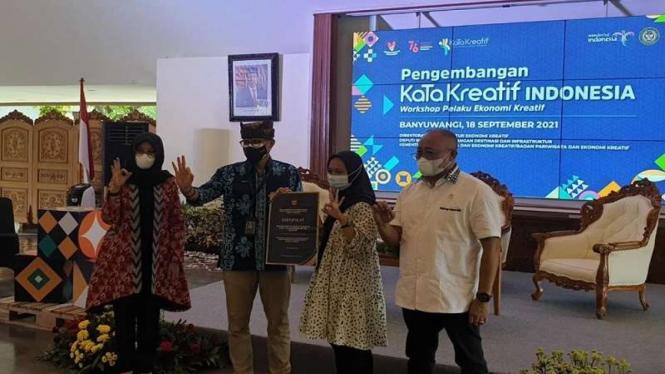 Menteri Pariwisata dan Ekonomi Kreatif Sandiaga Salahudin Uno