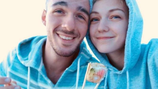 Gabby Petito dan Brian Laundrie.