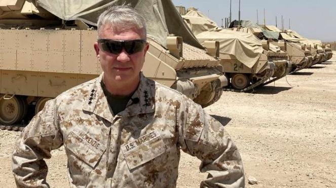 VIVA Militer: Panglima Komando Pusat Amerika Serikat, Jenderal Frank McKenzie