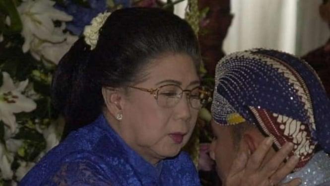 Mertua SBY, Sunarti Sri Hadiyah Sarwo Edhie Wibowo.